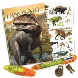Diario Secreto Dinosaurios