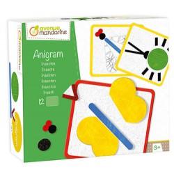 Juego educativo Anigram