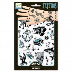 Tatuajes Lado oscuro