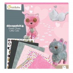 Kit Gatos Décopatch