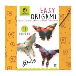 ORIGAMI FACIL - Mariposas