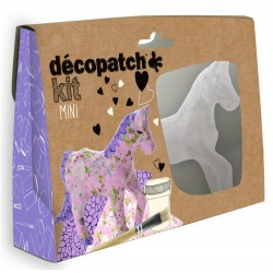 Decopatch mini kit Unicornio