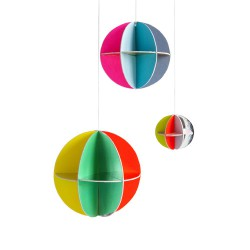 Decorate with balls