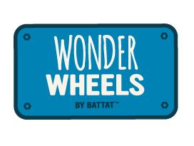 Wonder Wheels by Battat